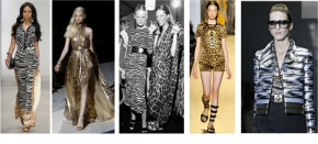 Animal spring summer fashion trends