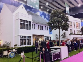 ideal home show 2012 Prince Trust House